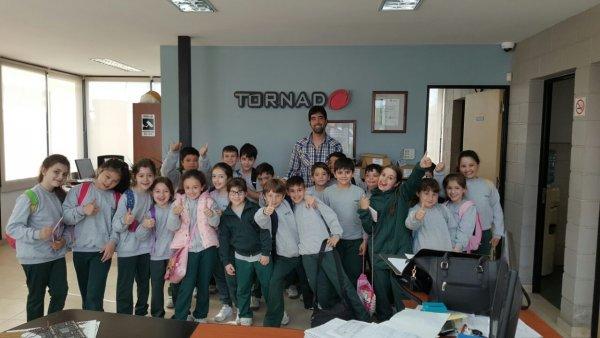 Visita de Escuelas